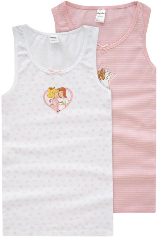 2 Bibi & Tina Unterhemden im Set (Nur online)