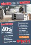 Opti-Wohnwelt Opti Wohnwelt: Küchen Super Wochen - bis 31.03.2021