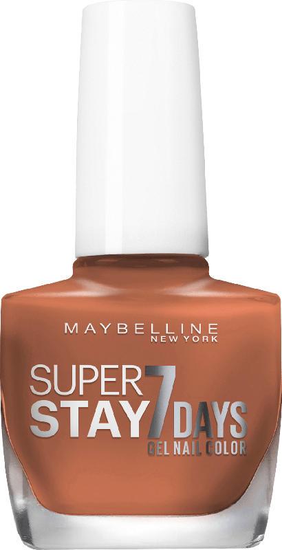 Maybelline New York Nagellack Super Stay 7 Days 931 Brownstore