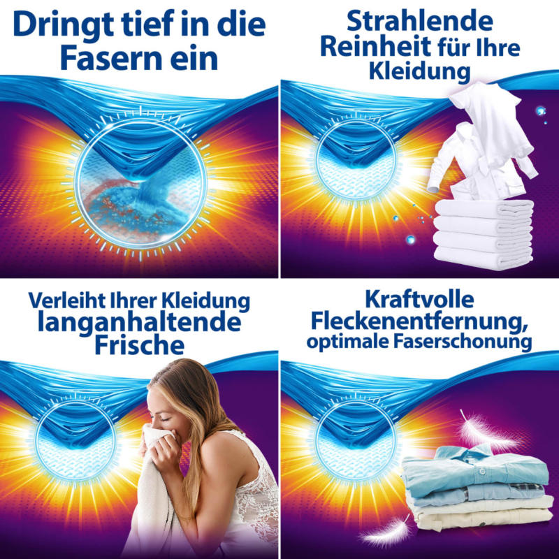 Persil Colorwaschmittel Megaperls