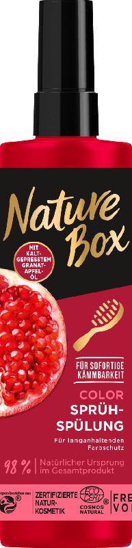 Nature Box Sprüh-Spülung Granatapfel-Öl