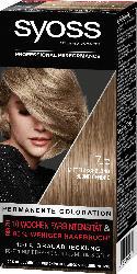 Syoss Haarfarbe Mittelaschblond 7_5