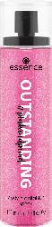 essence cosmetics Körperspray pinkandproud OUTSTANDING body highlighter spray Mindset: Outstanding! 01