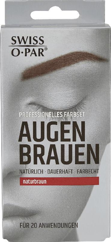 Swiss-o-Par Augenbrauenfarbe naturbraun