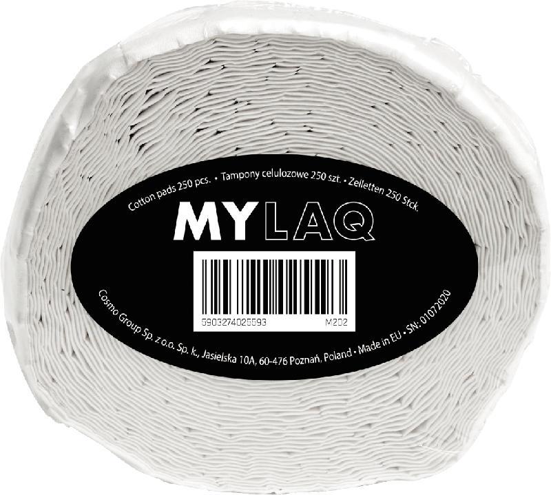 MYLAQ Zelletten Cellulose Tampons