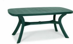 "Tisch ""Kansas"" 192x105 cm, grün Grün | 192x105 cm"