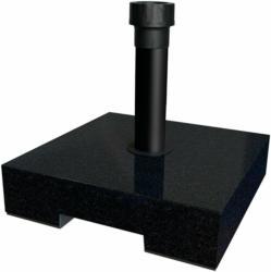 Schirmständer 25 kg, Beton-Granit