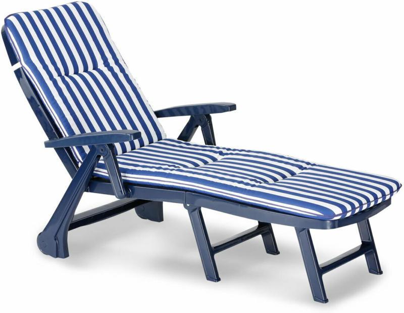 """Rolliege """"Charleston"""", Dessin 0268, blau Blau"""
