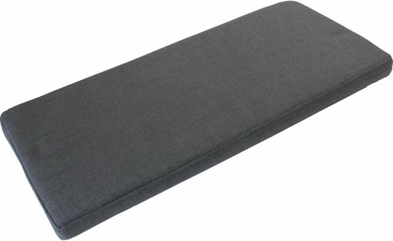 Sitzkissen, mit Reißverschluss, 95x6x35 cm