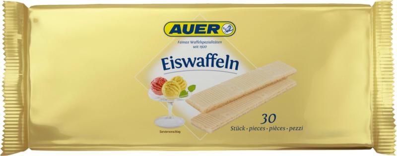 Auer Eiswaffeln