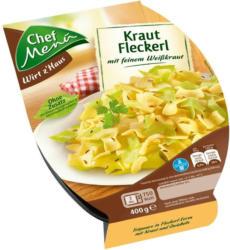 Chef Menü Krautfleckerl