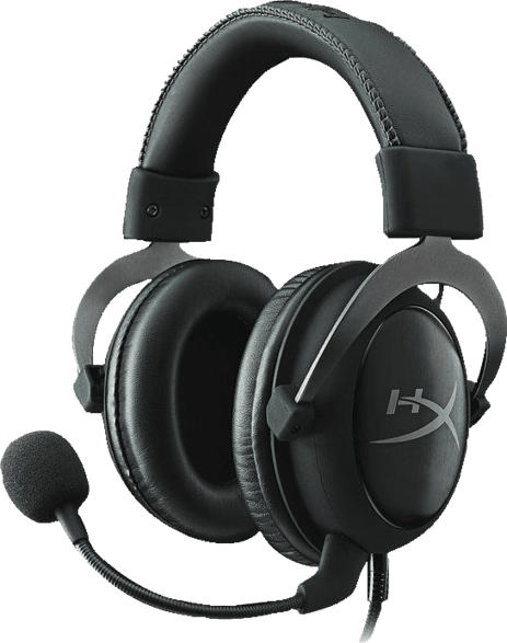 Gaming-Headset HyperX Cloud II Gun-Metal (KHX-HSCP-GM)