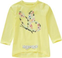 Mädchen Langarmshirt mit großem Print (Nur online)