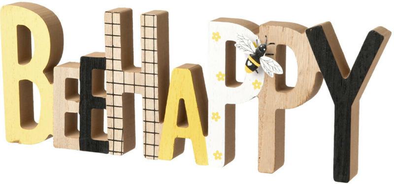 Deko-Aufsteller mit Bienen-Figur (Nur online)