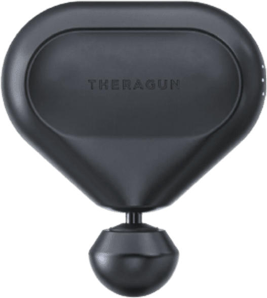 Mini Massagegerät Theragun Black