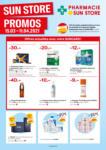 Sun Store Apotheke Offres Sunstore - al 11.04.2021