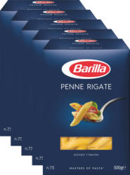 Barilla Penne Rigate n. 73, 5 x 500 g
