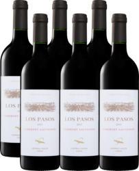 Los Pasos Cabernet Sauvignon, 2020, Central Valley, Chile, 6 x 75 cl