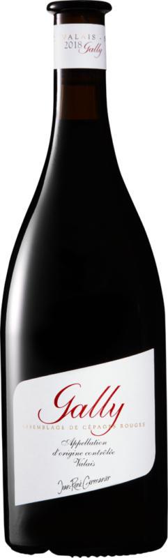 Jean-René Germanier Gally Assemblage Rouge AOC Valais, 2019, Valais, Suisse, 75 cl