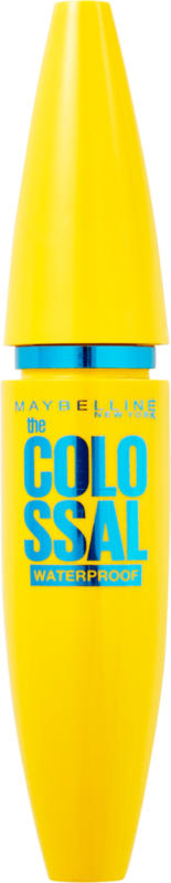 Maybelline NY Mascara, Vex The Colossal Waterproof Classic Black, 1 pezzo
