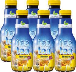 Ice Tea Lemon, fraîchement infusé, 6 x 50 cl