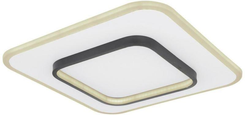 LED-Deckenleuchte Lima L: 45,8 cm Weiß