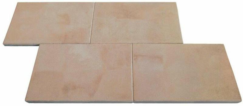 Terrassenplatte, Ocker-Gelb-Rose, 60x40x4 cm                                       60x40 cm