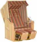 "BayWa Bau- & Gartenmärkte Strandkorb ""Rustikal 50 Plus"", beige"
