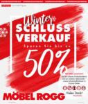 Möbel Rogg Möbel Rogg: Winterschlussverkauf - bis 31.03.2021