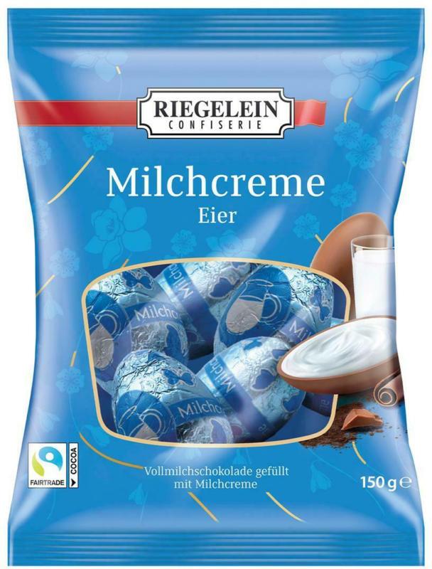 Friedel Milchcreme Eier