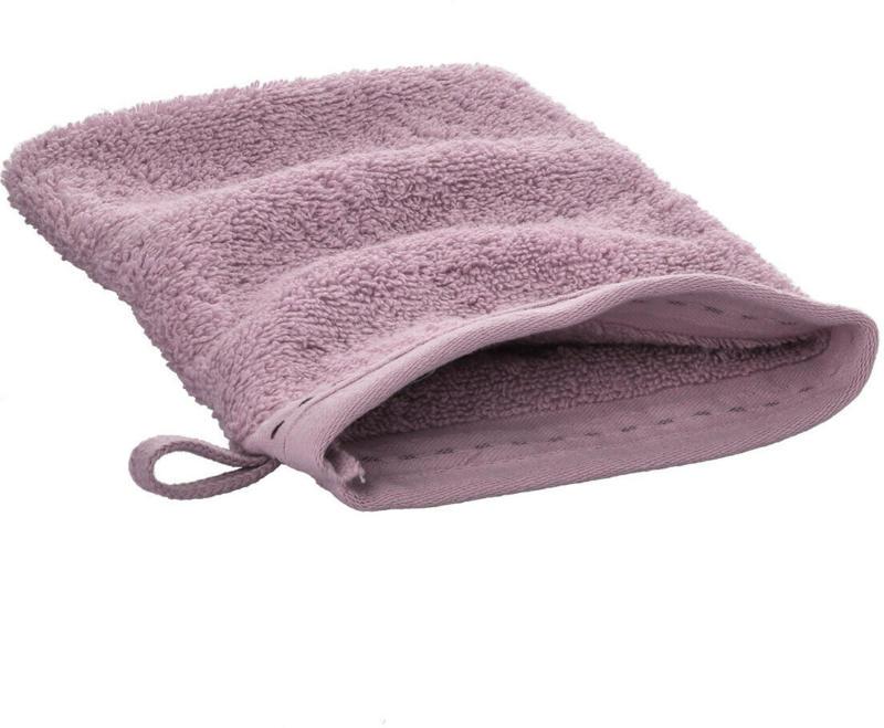 Waschhandschuh mit Naht-Optik (Nur online)