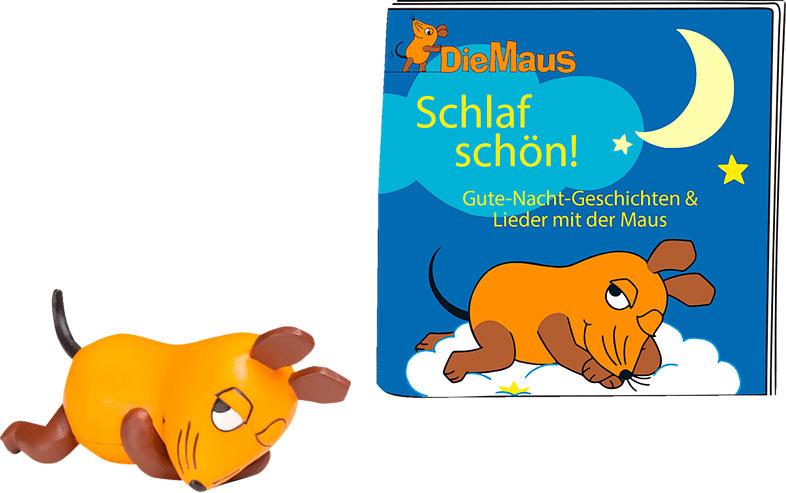 Tonie-Hörfigur: Die Maus Schlaf schön!