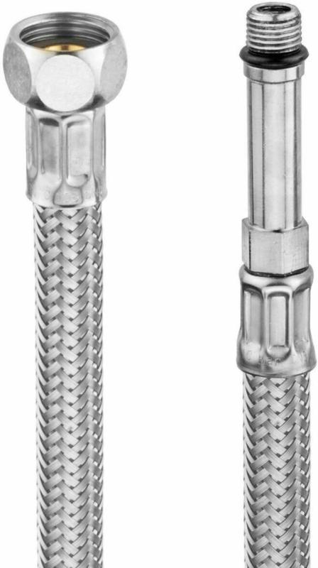 "Verbindungsschlauch M10/1"" AG x 3/8"" IG x 350 mm"