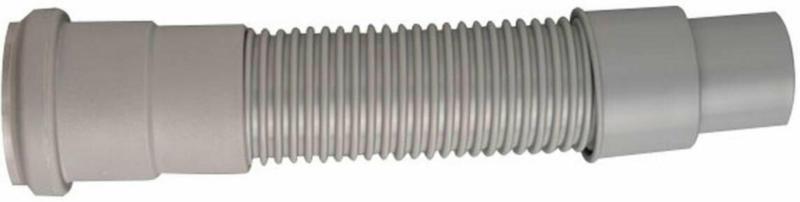 HT-Rohr flexibel 40/50x50x500 mm