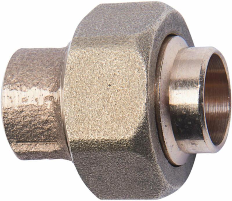 CU Verschraubung, 15 mm