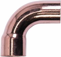 CU Bogen, 90°, 1 Muffe, 15 mm, 10 Stück