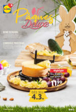 Lidl Pâques Deluxe
