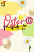 Lidl Oster-Preiskalender