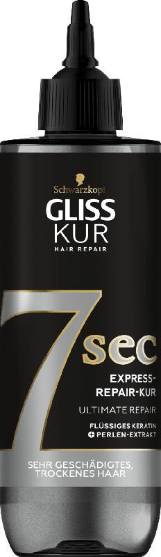 Schwarzkopf Gliss Kur Express-Repair-Kur 7Sec Ultimate Repair