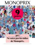 Monoprix Array: Offre hebdomadaire - au 21.03.2021