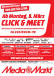 MediaMarkt Media Markt: Click & Meet - bis 20.03.2021