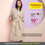 TAKKO Mattighofen Takko Fashion Flugblatt - bis 17.03.2021
