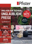 Pfister Garten Angebote - au 05.04.2021