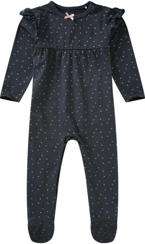 Baby Schlafanzug mit Punkte-Allover (Nur online)