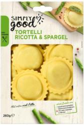 Simply Good Tortelli Ricotta & Spargel