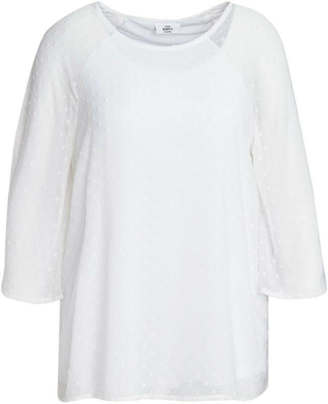 Damen Bluse mit weiten Raglanärmeln (Nur online)