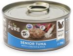 QUALIPET bePure Katzennassfutter Senior Thunfisch & Hummer 24x75g - al 08.03.2021
