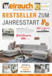 Möbel Weirauch GmbH Bestseller zum Jahresstart - bis 21.03.2021