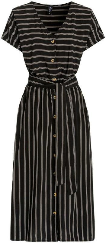Damen Kleid mit Bindegürtel (Nur online)