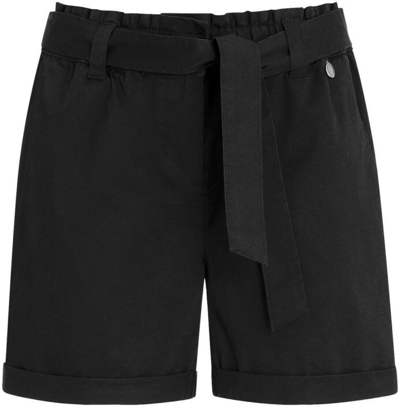 Damen Shorts mit Bindegürtel (Nur online)